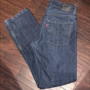 Boys Levi's 511 Slim Size 16 28x28